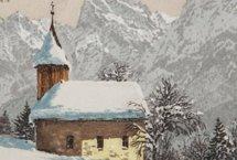 ANTONIUS KAPELLE IM WINTER (Bilder des Monats-Dezember 2012)