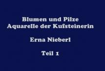 """AQUARELLE von """"ERNA NIEBERL"""" - Teil 1 (Bilder des Monats-November 2017)"""