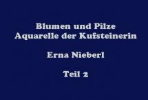"""AQUARELLE von """"ERNA NIEBERL"""" - Teil 2 (Bilder des Monats-Dezember 2017)"""