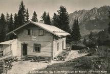Brentenjochhütten - Weinbergergerhaus Teil 1 (Bilder des Monats-Juni 2019)