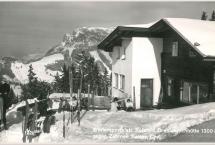 Brentenjochhütten - Weinbergergerhaus Teil 2 (Bilder des Monats-Juli 2019)