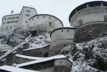 Festung Kufstein Teil 1 (Bilder des Monats-Jänner 2019)
