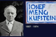 JOSEF MENG (1887-1974) - (Bilder des Monats-April 2017)