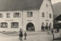 KONSUM - Geschäft in Kufstein-Sparchen (Bilder des Monats-August 2015)