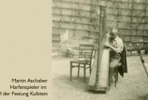 KUFSTEINER HARFENSPIELER - MARTIN ASCHABER (Bilder des Monats-April 2016)