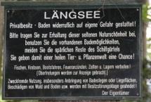 LÄNGSEE (Bilder des Monats -August 2011)