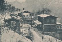 SEINERZEIT - KAISERTAL IM WINTER (Bilder des Monats-Jänner 2014)