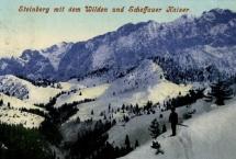 STEINBERG IM WINTER (Bilder des Monats - Februar 2011)
