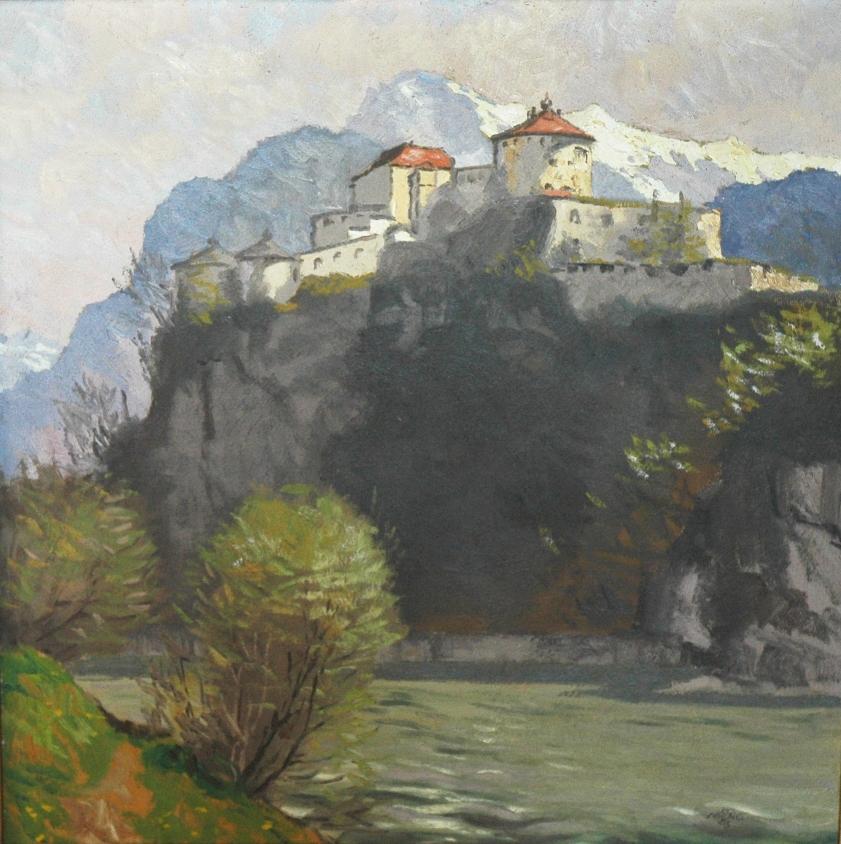 JOSEF MENG Festung Kufstein